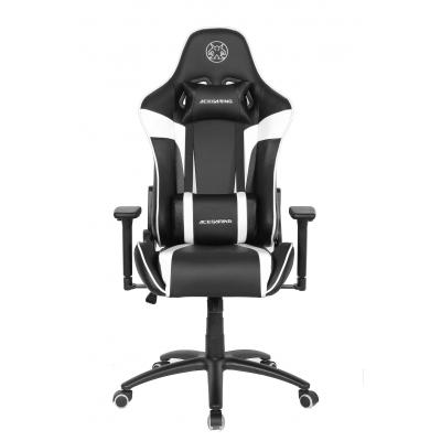 Ghế ACE Gaming Rogue - Black / White