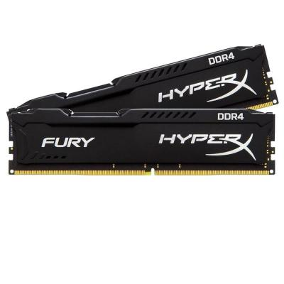 Ram Kingston HyperX FURY Black 8GB 2666Mhz DDR4 CL15 DIMM (Kit of 2)