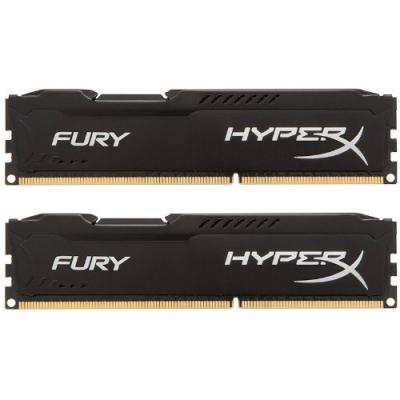 Ram Kingston HyperX FURY Black 8GB 2666Mhz DDR4 CL15 DIMM