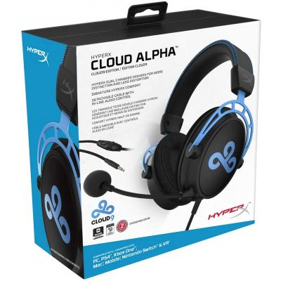 Tai nghe Kingston HyperX Cloud Alpha C9