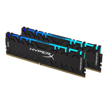 RAM Kingston HyperX Predator RGB 16GB 3200MHz DDR4 CL16 DIMM (Kit of 2) XMP