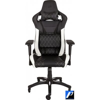 Ghế CORSAIR T1 RACE Gaming Chair - Black / White