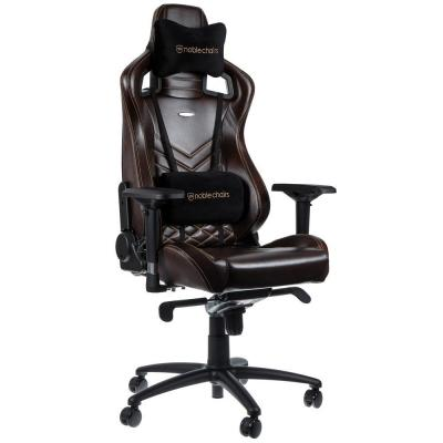 Ghế noblechairs EPIC – REAL LEATHER – BROWN / BEIGE