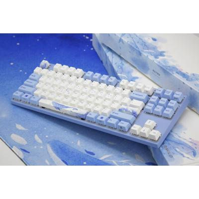 Bàn phím cơ Varmilo VA87M Sea Melody - Brown Switch