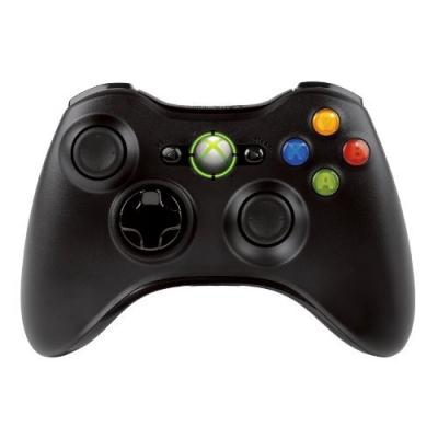 Tay cầm không dây Microsoft Xbox 360 Controller For Windows - Wireless
